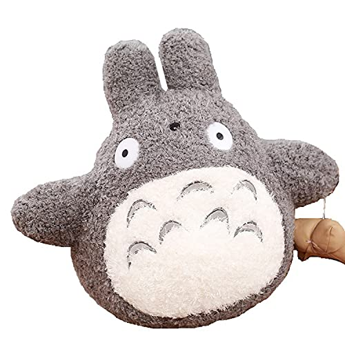 Mi Vecino Totoro muñeco de Peluche para Hayao Miyazaki Animales Almohada de Juguete Suave cojín niños niña Regalo decoración del hogar,30cm