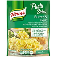 8-Pack Knorr Pasta Sides (Butter and Herb, 4.4oz)
