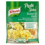 Knorr Pasta Sides Butter & Herb Pasta (4.4oz) is a pasta side dish that enhances meals with amazing flavor Butter & Herb Pasta Sides expertly combines tender fettuccine noodles with your favorite herbs in a simple, delicate butter sauce Knorr Pasta S...