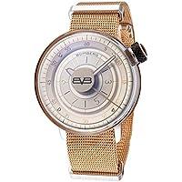 Bomberg BB-01 38mm White Dial Quartz Women's Bracelet Watch (CT38H3PPK-07-2-9)