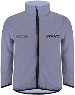 Proviz Reflect360 Kids Cycling Jacket, Fully Reflective