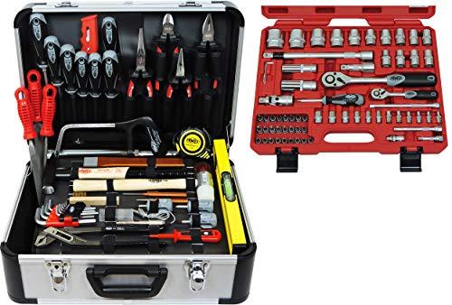 Famex 720-21 Mechaniker Werkzeugkoffer...