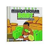 Sänger Lil Baby Million Dollar Baby Musik Album Cover