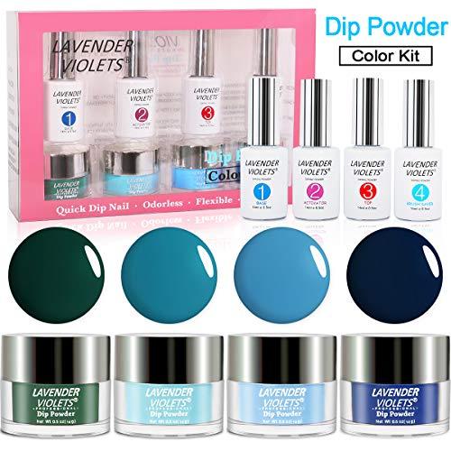 Dip Powder Nail Color Kit Acrylic Dipping Mani 766