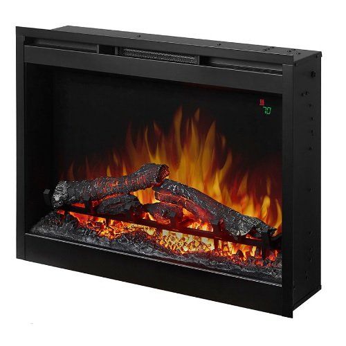 Wesco Dimplex Electric FireplaceBlack