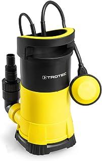 TROTEC Bomba Sumergible de Agua Clara TWP 9005 E