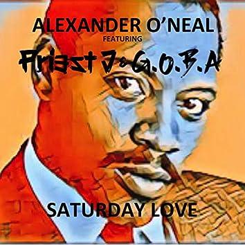 Saturday Love (Re-Mixed)