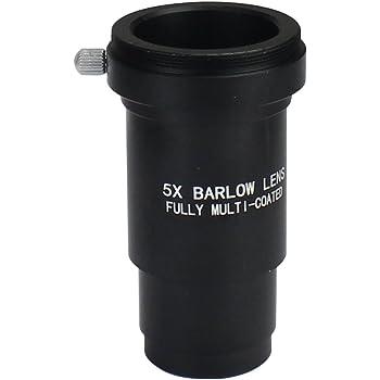 Solomark Lente de Barlow para telescopio 1,25
