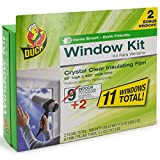 Window Insulation Kit 62' x 462' by Duck