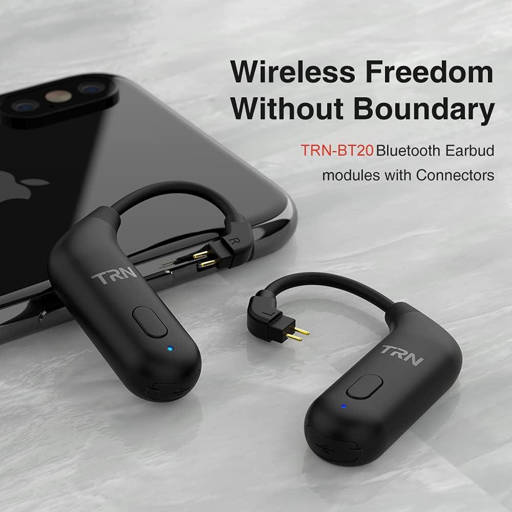 Buy Pizen TRN BT20 True Wireless Bluetooth Adapter for Monitors DJ ...