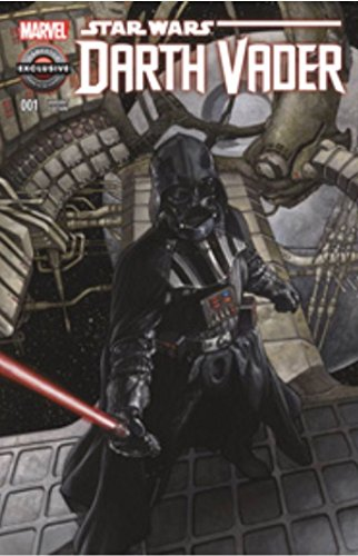 Star Wars: Darth Vader #1 Marvel Gamestop Exclusive Variant Cover