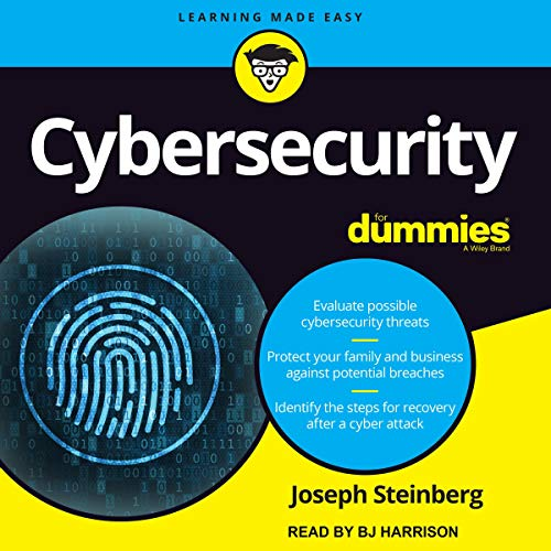 Cybersecurity for Dummies cover art