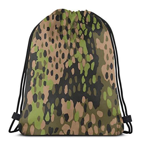Moagadp Ww2 Ss Classic Drawstring Bag Gym Backpack Drawstring Shoulder Backpack Travel Daypack Gym Bag Sport Yoga