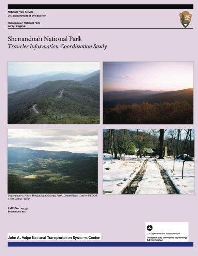 Shenandoah National Park: Traveler Information Coordination Study