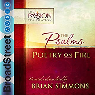The Psalms: Poetry on Fire Titelbild