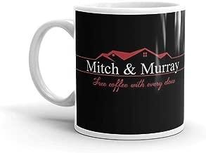 Glengarry Glen Ross - Mitch & Murray 11 Oz White Ceramic
