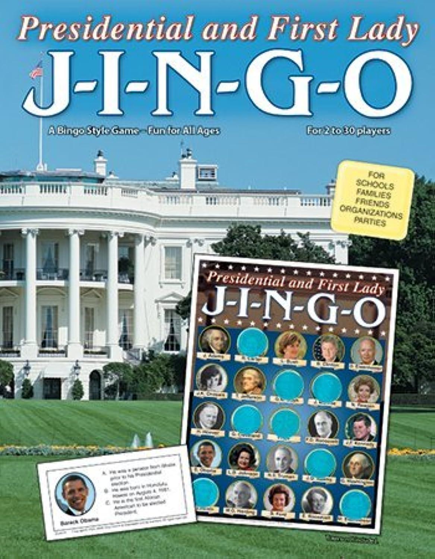 Jingo Presidential by GARY GRIMM & ASSOCIATES