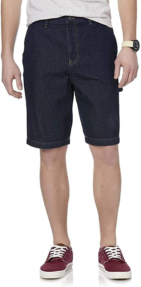 Northwest Territory Men's Denim Carpenter Shorts