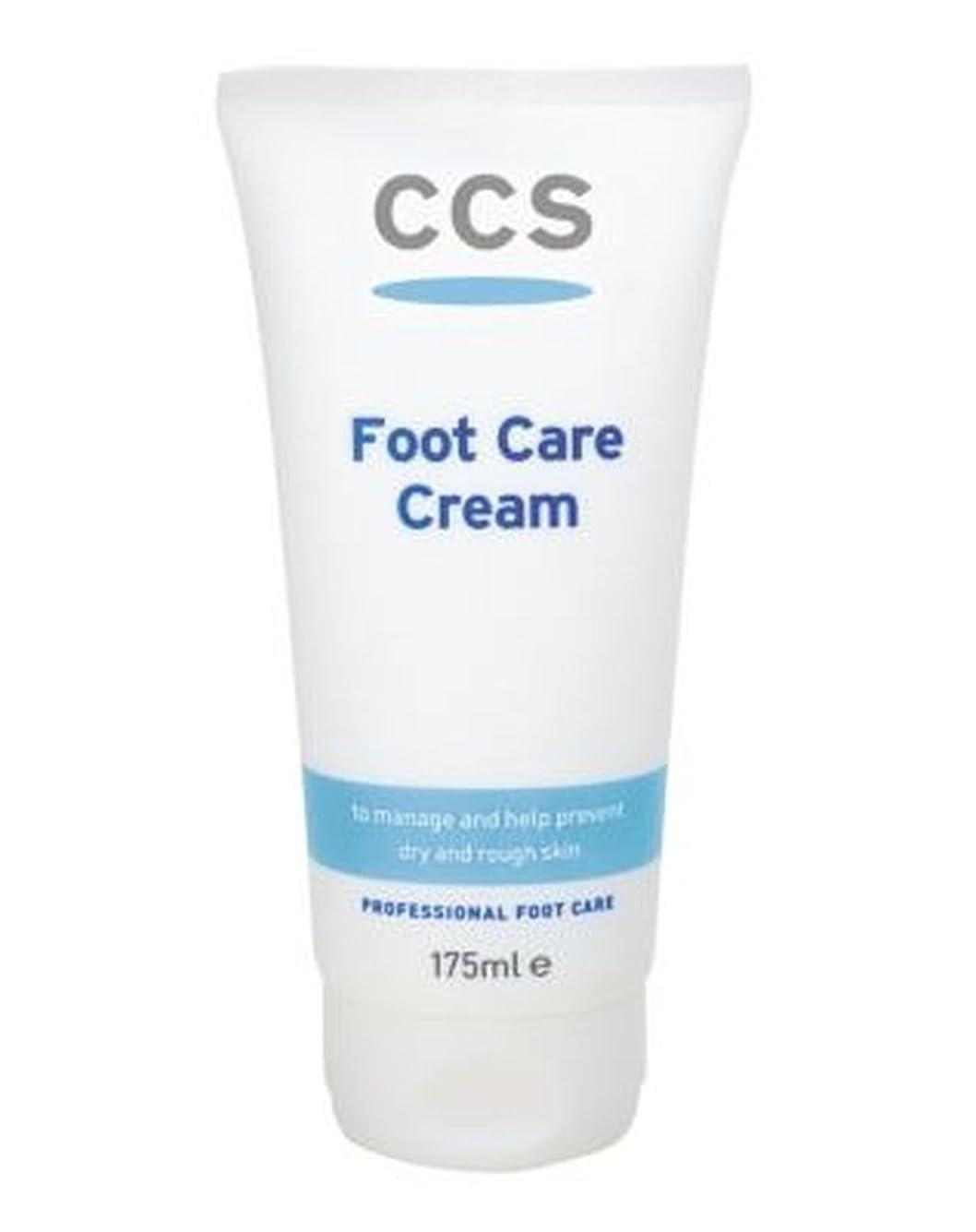 Ccs足のケアクリーム - 175ミリリットル (Ccs) (x2) - CCS Foot Care Cream - 175ml (Pack of 2) [並行輸入品]