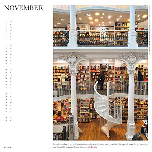 Buchhandlungen Kalender 2021