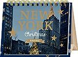 Rahmen-Tischkalender - New York Christmas Baking: 24 Leckereien für die Adventszeit - Lisa Nieschlag