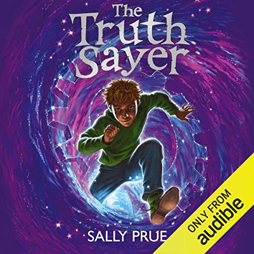 The Truth Sayer audiobook cover art
