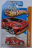 2013 Hot Wheels Hw Stunt 12 Ford Fiesta - Treasure Hunt