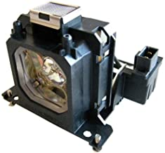 Watoman POA-LMP135 / POA-LMP114 Assembly Original Projector Replacement Lamp with Complete Housing for SANYO PLC-XWU30 PLV...