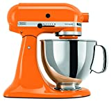 KitchenAid RRK150TG  5 Qt. Artisan Series - Tangerine (Renewed)