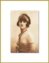 Art Deco Semi Nude New 4x6 Vintage Postcard Image Photo Print VN10
