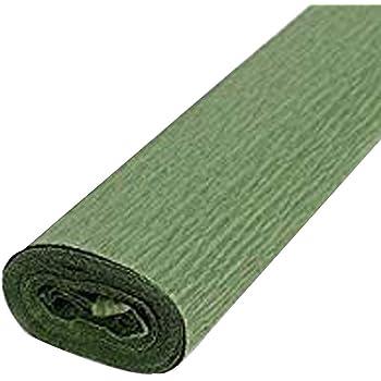 turquesa crep/é de papel 1.5/m x 50/cm de County...