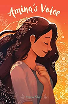 Amina's Voice by [Hena Khan]