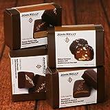Truffle Fudge Bites by John Kelly - Chocolate Caramel with Hawaiian Alaea Sea Salt (2 ounce)