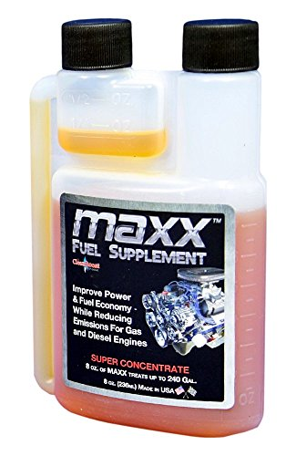 Boost Performance Products CleanBoost Maxx 08oz Fuel Treatment for Gas & Diesel Fuel - Treats 240 Gallons