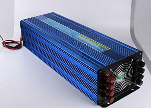 GOWE 5000W DC110V Off rejilla onda sinusoidal pura Solar o eólica inversor,...