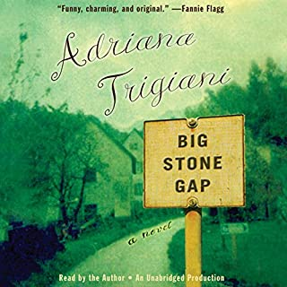 Big Stone Gap audiobook cover art