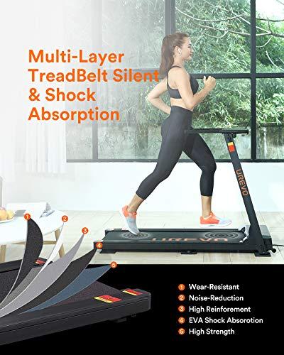 Urevo Foldable Treadmill
