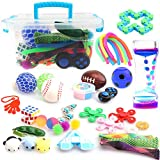 Product Image of the 37 Pack Sensory Fidget Toys Set, Party Favor Christmas Toy Assortment, Birthday...