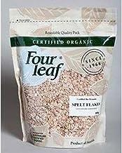 Four Leaf Milling Organic Spelt Flakes, 800 g