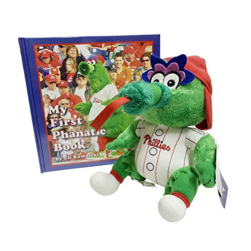 Sports Challenge Network My First Phanatic Book & Plush Combo