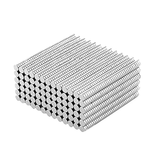 100PCS 3x1 Mini Small Round Magnets 3mm1mm Neodymium Magnet Dia 3x1mm Permanent NdFeB Super Strong Powerful Magnets 31 mm