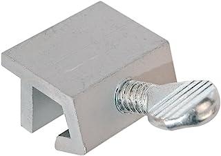 Defender Security U 9819 Fechadura de segurança para janela deslizante, econômica, alumínio, (pacote com 4)