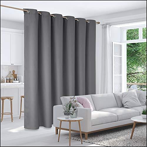 Deconovo Privacy Room Divider Curtain Thermal