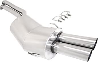 Manzo USA BMW 3 Series E36 Stainless Steel Catback Exhaust System