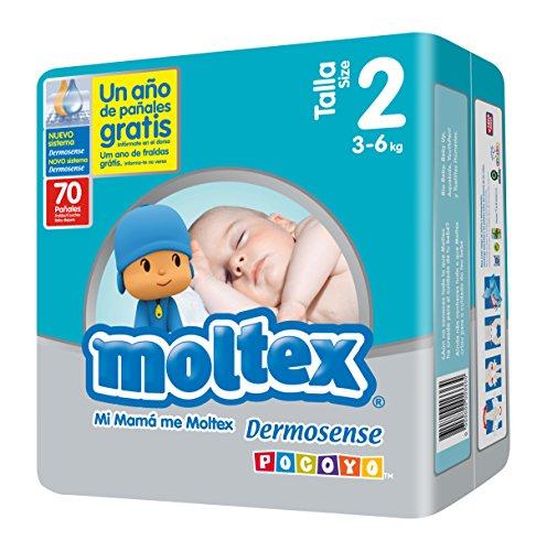 Moltex Premium Tasche von Einweg-Windeln–70Windeln