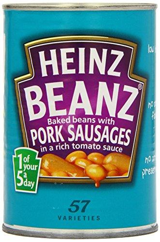 Heinz Beanz mit Wurstwaren 6x415g