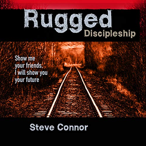 Rugged Discipleship  By  cover art