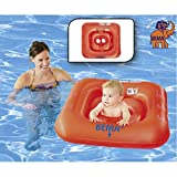Happy People 18005 Bema Schwimmsitz, Orange, One Size