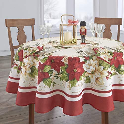 Mantel Ovalado  marca Elrene Home Fashions