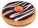 Alsino Donut Kissen Doughnut Dekokissen Sitzkissen Kuschelkissen Donutkissen groß, Variante...